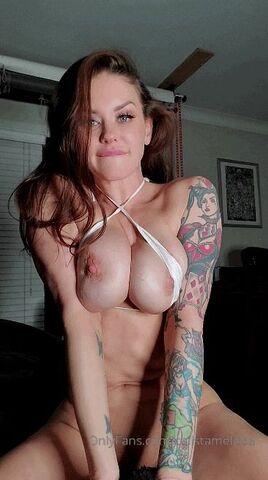Melissa nude calista Hot !